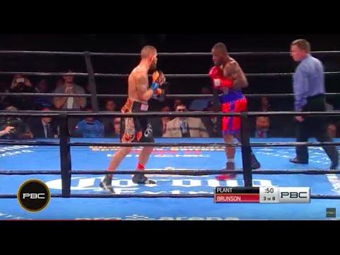 Plant vs. Brunson FULL FIGHT: Oct. 31, 2015 - PBC on NBCSN