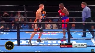 Plant vs. Brunson FULL FIGHT: Oct. 31, 2015 - PBC on NBCSN