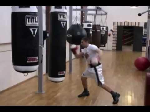 Бокс - тренировка на скорость силу и выносливость мышц