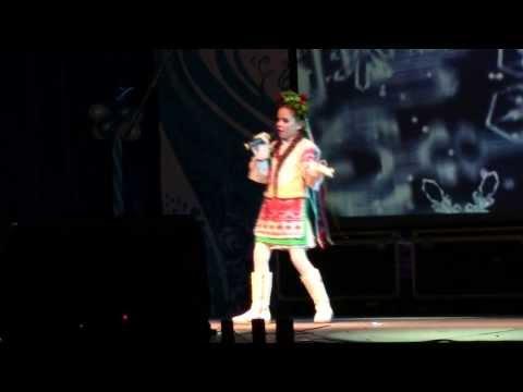 ОЛЕСЯ ФИЕВА (9 лет) - ПЕСНЯ ОКСАНЫ