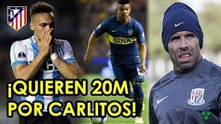 LAUTARO MARTÍNEZ VENDIDO + FABRA descartó las ofertas + Piden 20M por TEVEZ