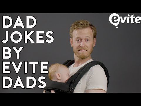 Thumbnail: Best Dad Jokes Told By Evite Dads - Try Not To Laugh!