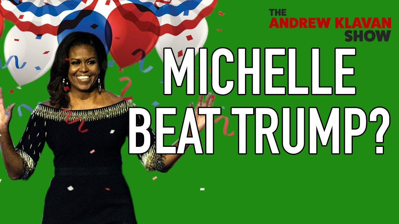Could Michelle Obama Beat Trump?