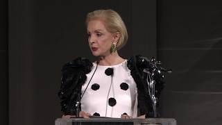 2018 CFDA Fashion Awards: Carolina Herrera Receives Founder's Award