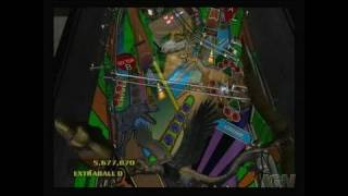 Dream Pinball 3D Nintendo Wii Gameplay - Dino Wars
