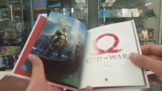 4am - God of War Limited Edition Unboxing