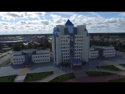 Югорск видео с квадрокоптера
