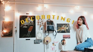 DECORATING MY WORKSPACE | CatCreature X Society6