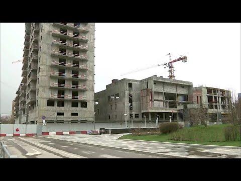 Президент предложил запустить программу льготного кредитования строительных компаний.