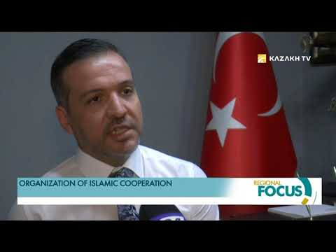 The role of Kazakhstan in OIC