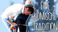 Frauen schlagen - Eine komische tschechische Tradition [VLOG 18]