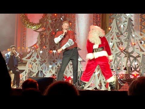 "Pentatonix ""Christmas Is Here!"" Tour FULL 4K 60FPS Concert (12/2/18) - Part 1 Of 2"