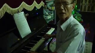 Hai mua Noel - Dem hat piano