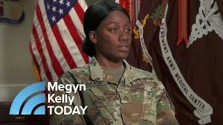 Shamika Burrage: The Soldier Who Lost An Ear And Grew A New One In Her Arm | Megyn Kelly TODAY