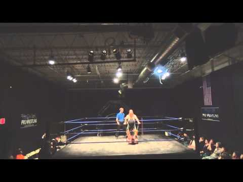 Andy Anderson vs. Marcus Smith - Premier Pro Wrestling PPW #85 - 4/2/16