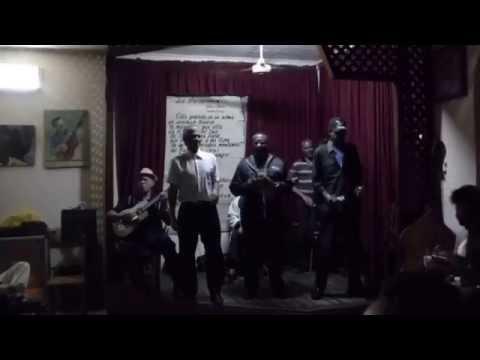 2015.02.20 Music at the Casa de la Trova Victorino Rodreguez, Baracoa, Cuba 03