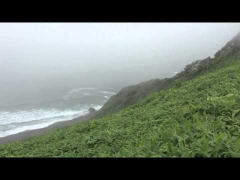 昆布森海岸 釧路町 by 浅野葉子 on YouTube