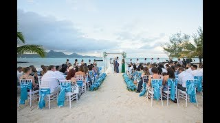 Wedding in Mauritius: Sharon & Julian