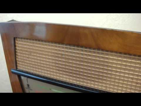 ITEM 656  MASTERRADIO真空電子管收音機  珍正古董收音機有限公司