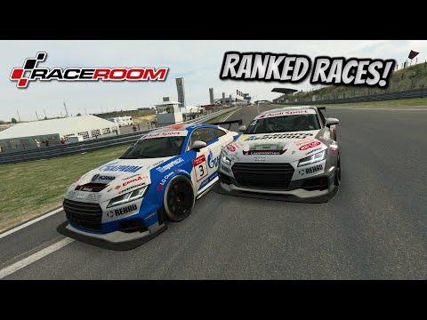 Raceroom | Ranked Audi TT Cup Race @ Zandvoort |