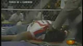Lucha Libre AAA - Martinete de Abismo Negro