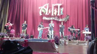AIT Cultural Show - Jan 2014 - song (Sri Lanka and India )