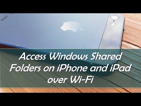 Access Shared Windows Files on iPhone and iPad via Wi-Fi | Guiding Tech