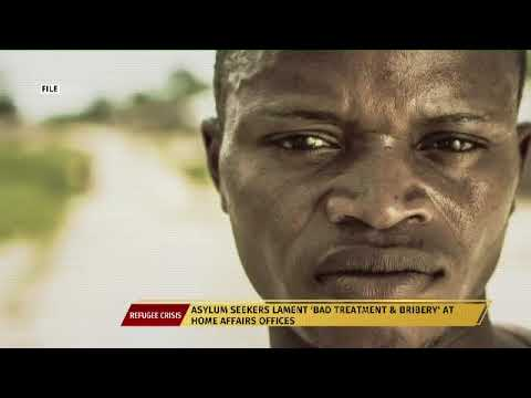 AfricaTonight: Asylum seekers lament bad treatment & bribery at home affairs offices