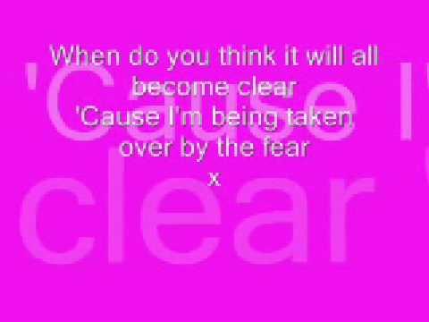 Lilly Allen-The Fear Lyrics On Screen