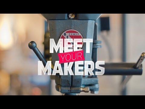 Meet Your Makers - Chris Dobell • Signpainter