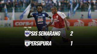 Download Video [Pekan 33] Cuplikan Pertandingan PSIS Semarang vs Persipura, 1 Desember 2018 MP3 3GP MP4