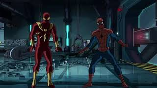 Marvel's Ultimate Spider-Man - Web Warriors VS The Lizard