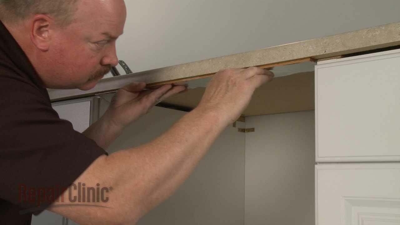 Kitchenaid Dishwasher Moisture Barrier Tape Install