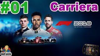 F1 2018 - Gameplay ITA - T300 - Carriera #01 - Tantissime novità