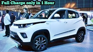 Mahindra New Electric Car || E Kuv 100 || Best in class || Resab creations