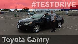 #TESTDRIVE Toyota Camry V40 [2008]