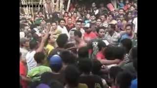 Repeat youtube video Dangdut ricuh penonton tawuran
