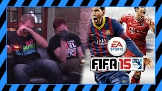 Playstation 4 FIFA 2015 se Stejkem proti CZC týmu 2017 Video