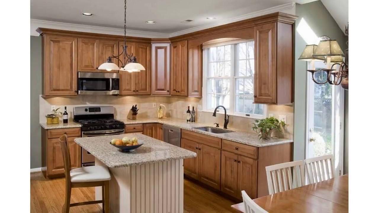 Ideas para remodelar una peque a cocina youtube for Ideas para remodelar una cocina pequena