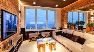 Маленькая Гостиная ❤️ Идеи Дизайна Для Небольших Комнат 🏠