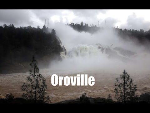 """Oroville Dam Surpise!   NOAA-""""NO significant river flooding?   Odd site update"""