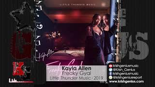 Kayla Allen - Freaky Gyal (Raw) (Official Audio 2019)