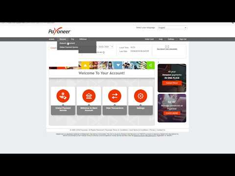 How To Get An US Bank Account Number (Payoneer Or Transferwise)