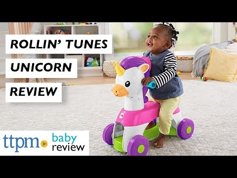 Rollin' Tunes Unicorn From Fisher-Price