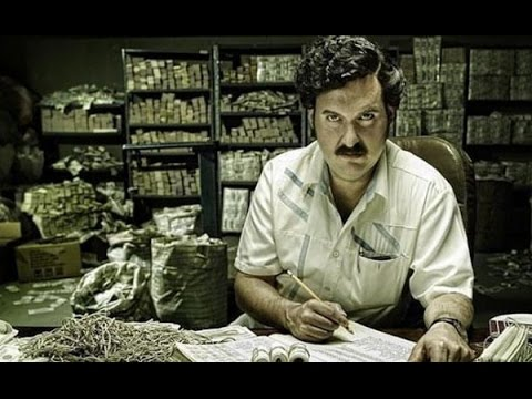 Pablo Escobar - King Of Coke