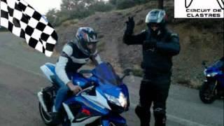 course de moto en algerie -blida-