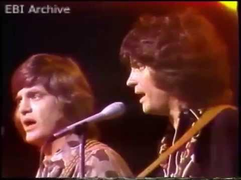 Everly Brothers International Archive : Midnight Special   Dream + Stories August 1972