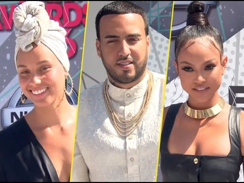 Alicia Keys, French Montana, Karrueche Tran... Le red carpet des BET Awards, comme si vous thumbnail
