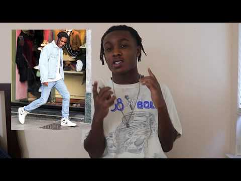 Top 5 ASAP Rocky Outfits!!!!!!!!!🔥 [IN MY OPINION]/STYLE GALORE/