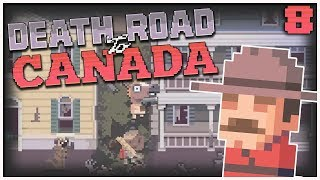 Death Road to Canada - 8 - We re Canadian Now 2 Player Gameplay